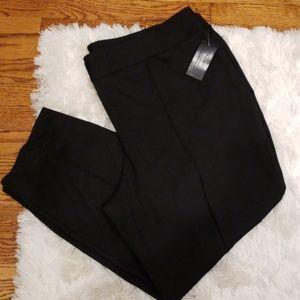Alfani skinny leg women black pants Block nouveau